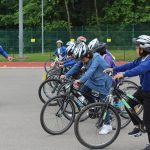Cycling safety lessons